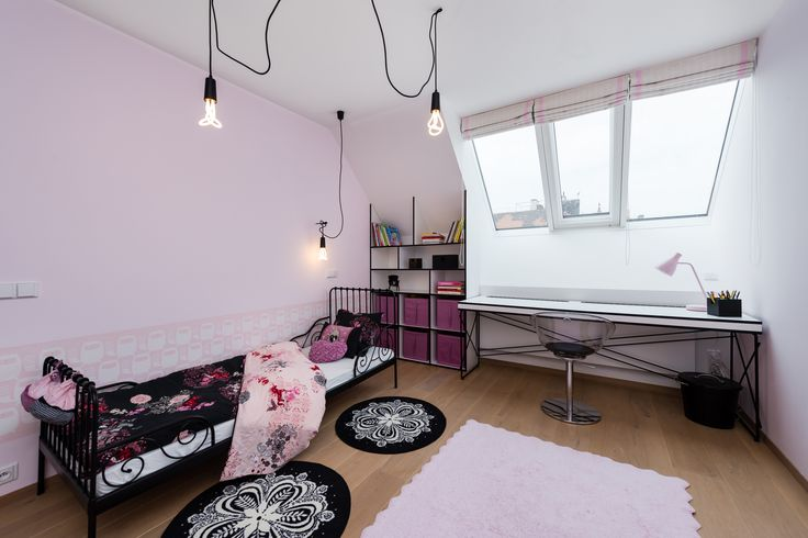 Children room for urban princess