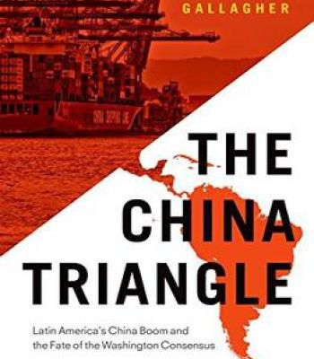 The China Triangle: Latin America'S China Boom And The Fate Of The Washington Consensus PDF