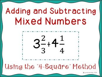 how to add fractions giving mixed numbers
