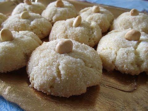 Biscotti di Mandorle-Come fare i biscotti di mandorle-Video Tutorial - YouTube