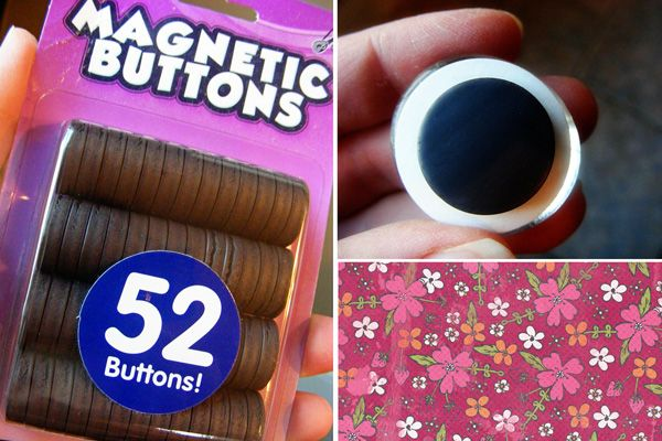 {DIY} Magnetic Chore Chart by Keeping Life Creative | Keeping Life Creative