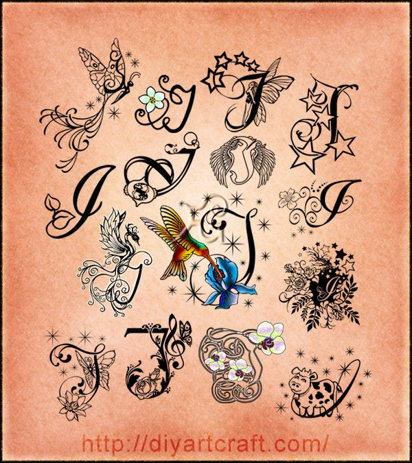 100 Tattoo Lettering Designs For Your Body Art: Lettering #I #typography