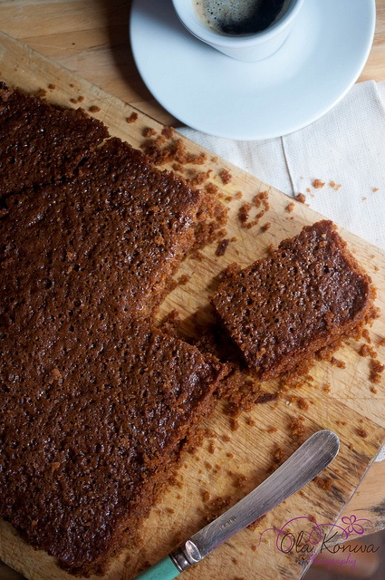 Yorkshire parkin...a sticky ginger concoction eaten on bonfire night 5th nov