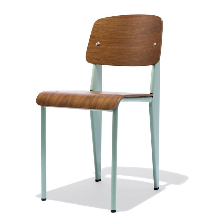 Prouve Chair — Prouve ChairA nod to the iconographic French modernist Jean Prouve, the Prouve Standard Chair, just like its namesake, has a certain je ne sais quoi making it a contemporary solution for any space.