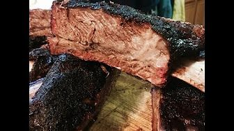 Smoked Beef Ribs Recipe | How To Smoke Beef Ribs with Malcom Reed HowToBBQRight - YouTube