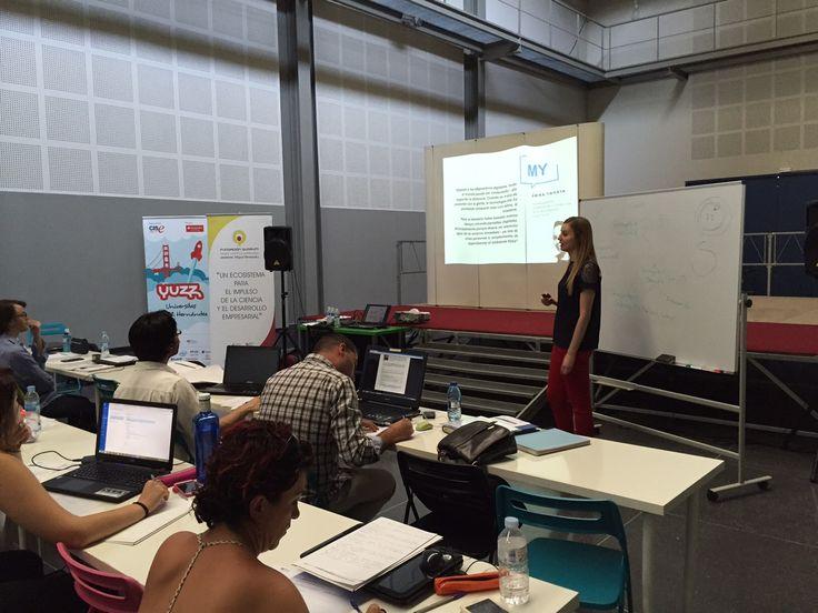 Conferencia-taller #4tendencias #Sprint2015 con @Damaris_Scafaru