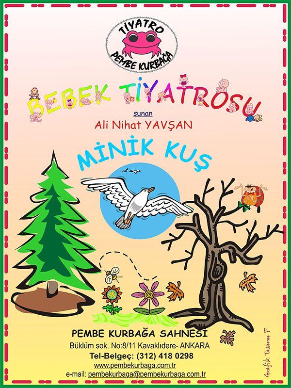 Minik Kuş Biletleri | Biletinial.com