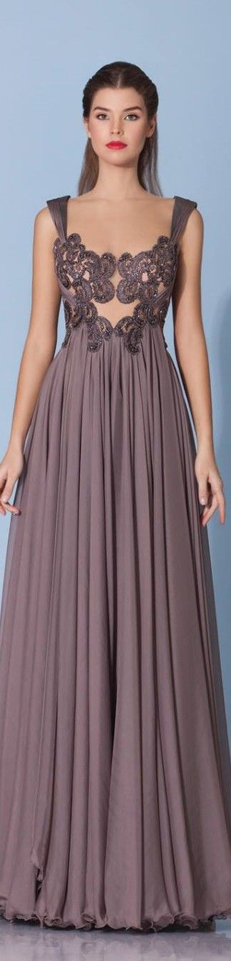 Mireille Dagher Fw 2016 Vestido De Festa Pinterest Gowns Clothes And Fashion
