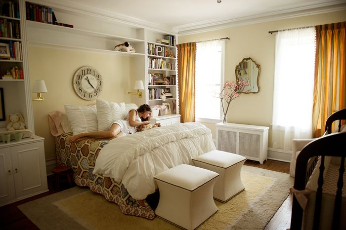 40 best images about room sharing on pinterest parents room bed in and layout Master bedroom with a crib