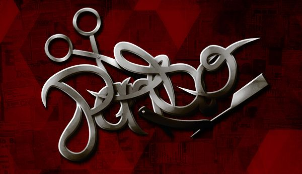 Graffity Dark on Behance