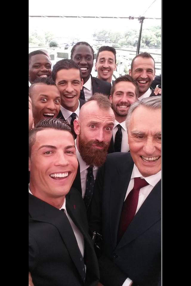 World Cup 2014 Portugal Team
