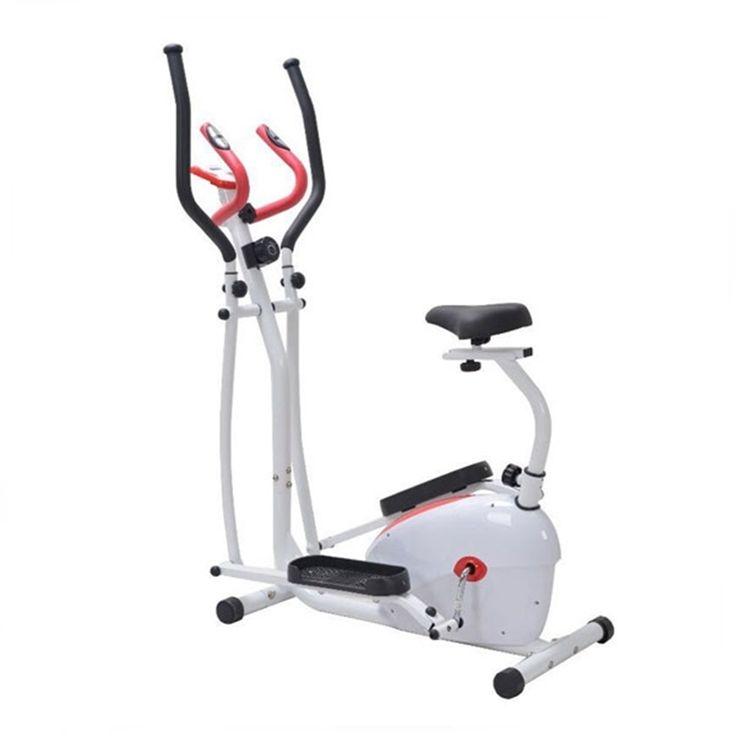 jual alat olahraga fitness sepeda statis elliptical bike TM ID-838 cirebon
