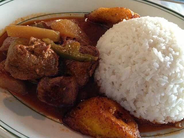 1000 images about comida de puerto rico en pinterest - Comidas con arroz blanco ...