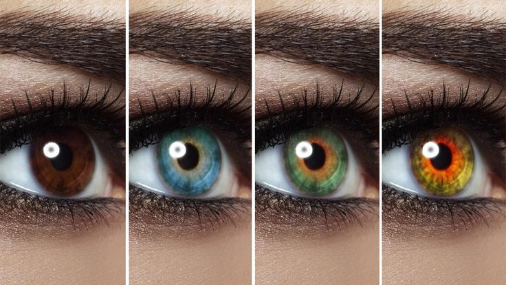 You've seen it everywhere, but how is it done?? Today we show you how to change eye color in Photoshop! - Phlearn