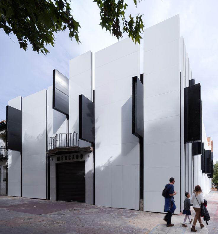WE HOUSE 建築生活誌 - 舊築新裝。-Madrid, Spain