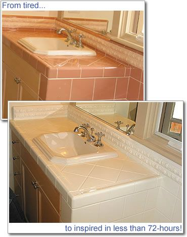 33 Best Tile Makeover Images On Pinterest Surface Bathroom Renovations And Bath Remodel