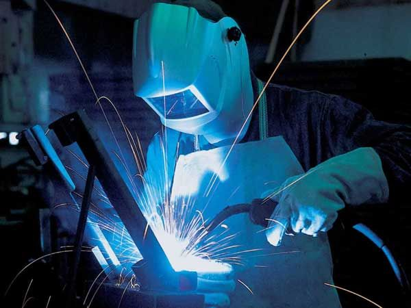 MIG welding basics and practices
