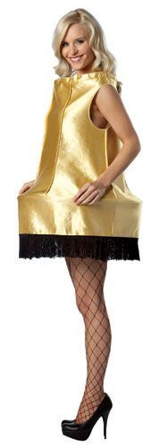 Christmas Story Leg Lamp Foam Adult Costume. @Desma and @Gloria Stovall, because I KNOW how much you LOVE this movie. ;-)