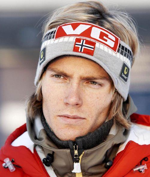 Bjørn Einar Romøren, why I love winter sports.