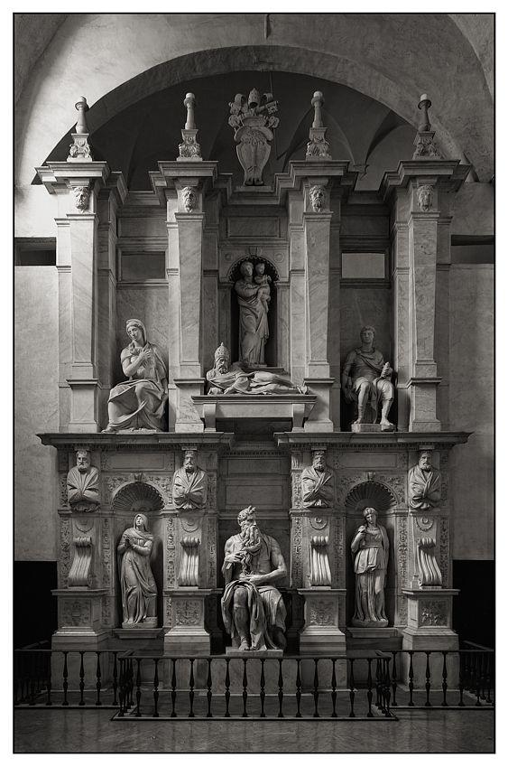 Juliusgrabmal - San Pietro in Vincoli di thgr