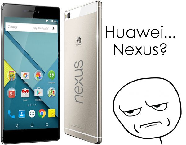 Huawei Nexus or how to make a whole fan base hate you