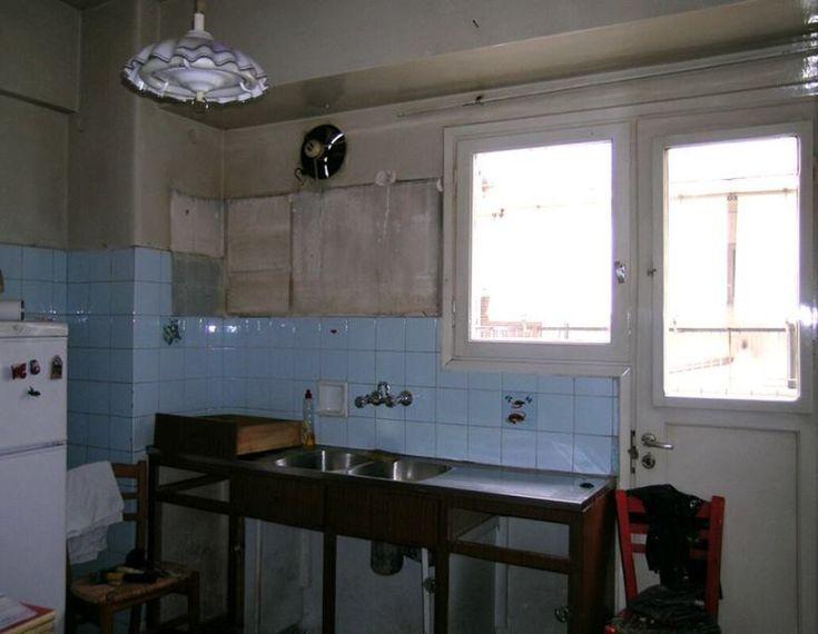 Η μεταμόρφωση ενός ρετιρέ του '60 στα Εξάρχεια σε σύγχρονη κατοικία / Home / Woman TOC