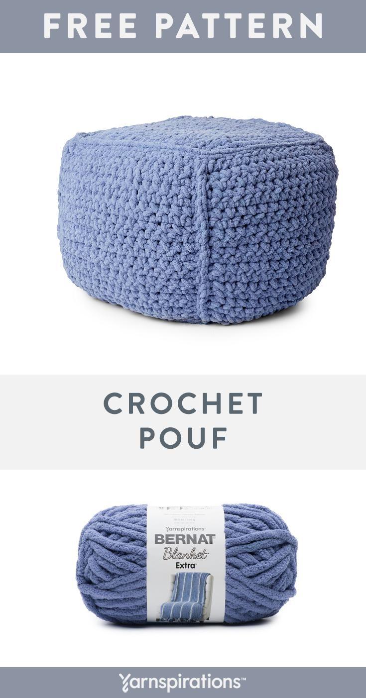 Bernat Blanket Extra Yarn | Using Bernat Blanket Extra yarn makes
