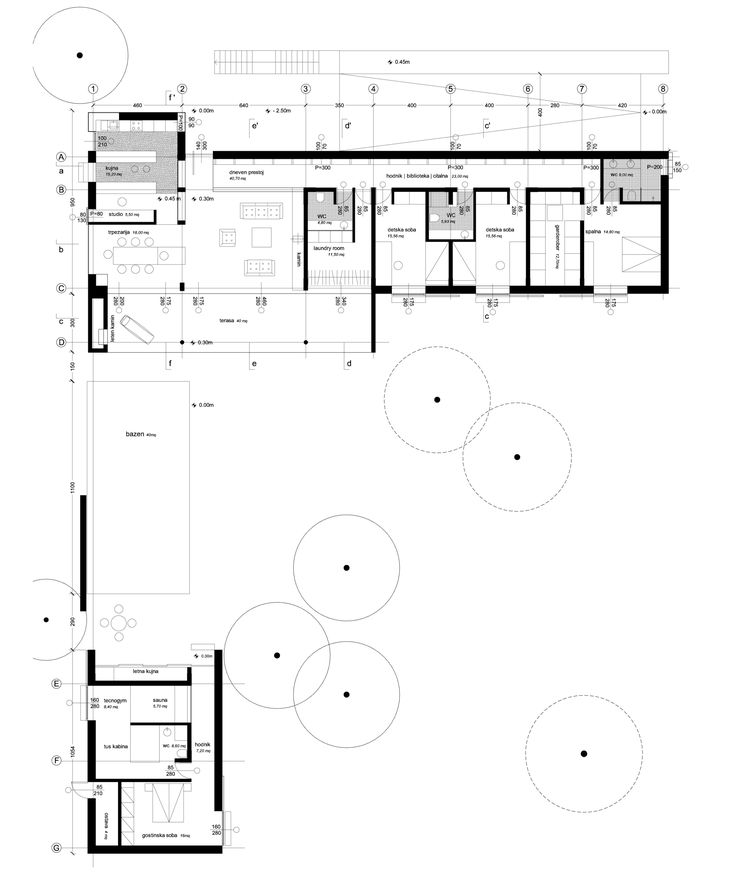 galeria de casa gd inoutarchitettura 12 h uschen. Black Bedroom Furniture Sets. Home Design Ideas