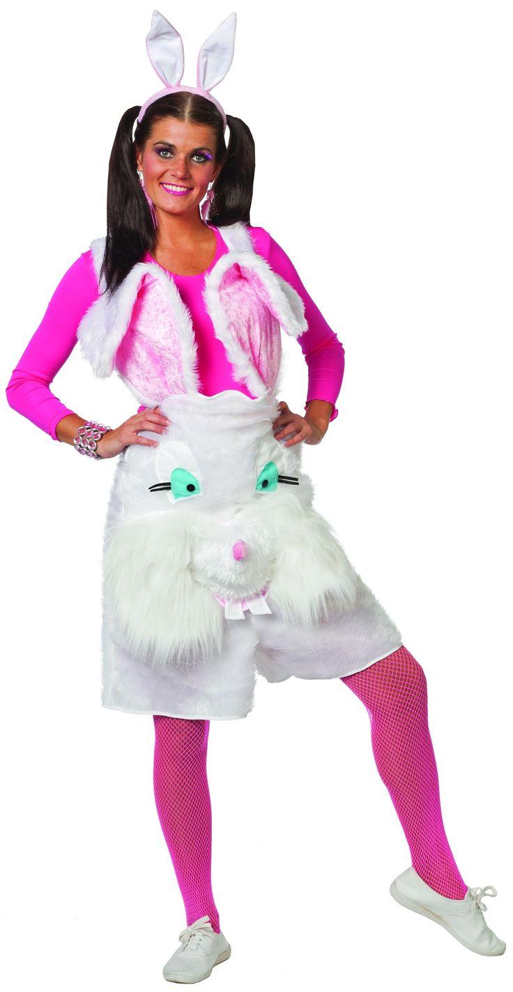 Miss Bunny - Beestenboel - Dames - Hendriks Carnaval
