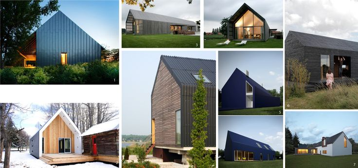 Modern Barns Forward Mix Of Modern Barns Modern Barns Moomoo House And
