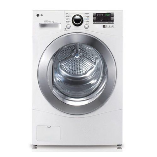 RC7066A2Z 7kg Condenser Tumble Dryer with Sensor Dry & 12 Programmes in White - http://domesticcleaningsupplies.co.uk/product/lg-rc7066a2z-7kg-freestanding-condenser-tumble-dryer-white/