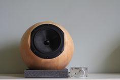 DIY Ikea bowl Speakers