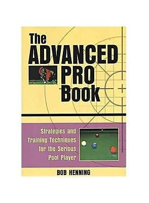 Books and Video 75195: The Advanced Pro Book Billiards Training Manual By Henning [Id 31173] -> BUY IT NOW ONLY: $55.04 on eBay!