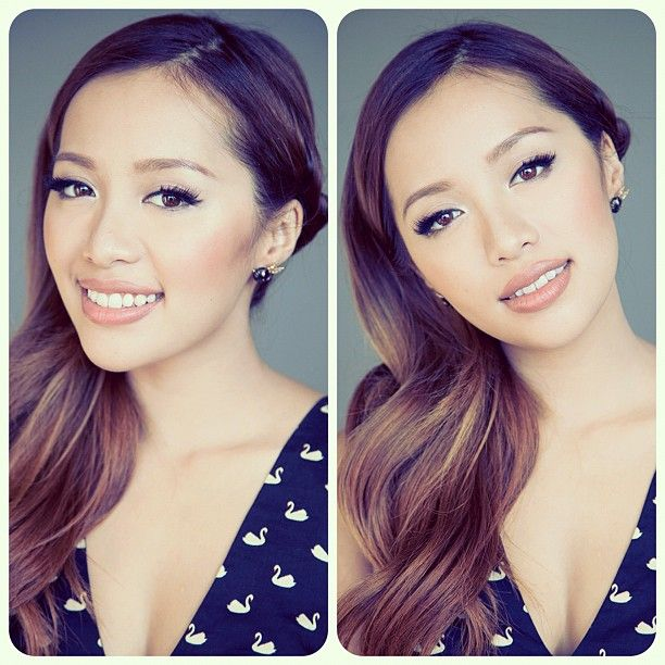 Michelle Phan, been watching her makeup video's since 7th grade! :O