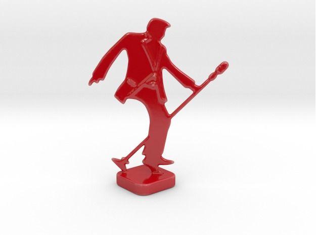 Elvis Rockin'- Statuette by ARZNAK