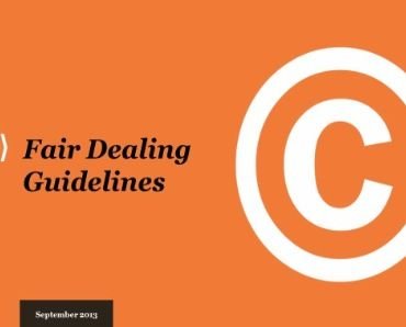 """Need more information about copyright?  Wondering if you can use photos and play music in projects?    Click here to watch videos about """"Fair Dealing"""" and download your copy of """"Copyright Matters"""" version 3."""