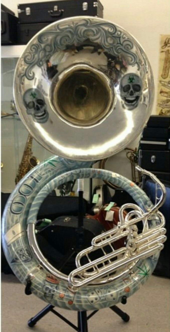 Conn 22K Sousaphone Custom
