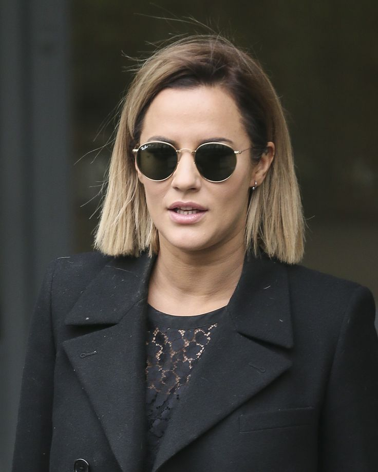 Something nasty happened to Caroline Flack as a result of the X Factor final... :(