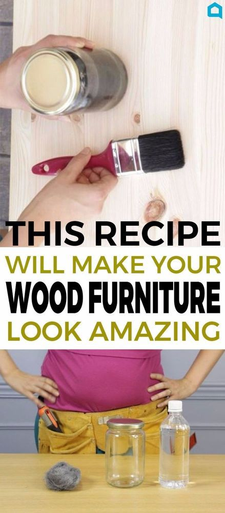 Who knew wood could look so good! #DIY #Eco #Wood #Furniture #PaintedWood #Stain