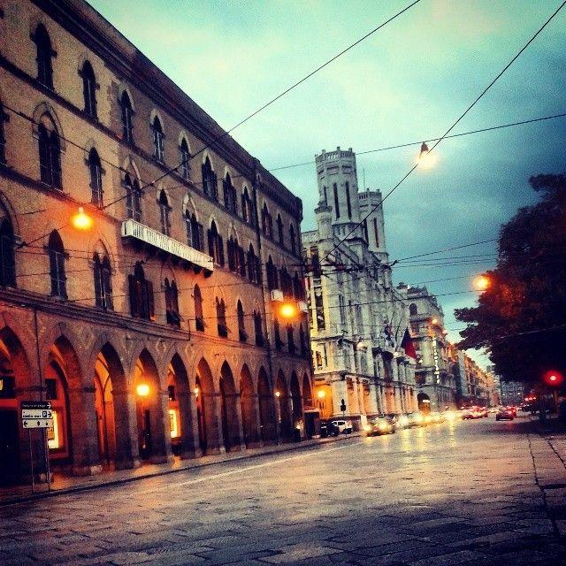 Via Roma - Cagliari - Sardegna - Italia