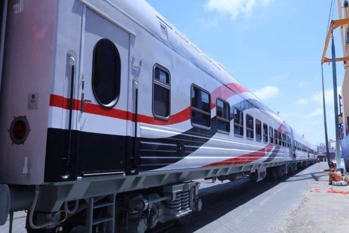 1300 عربة جديدة أضخم صفقة في تاريخ سكك حديد مصر Train Vehicles Railway