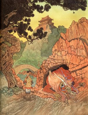 Tales of Faerie: Asian fairy tales