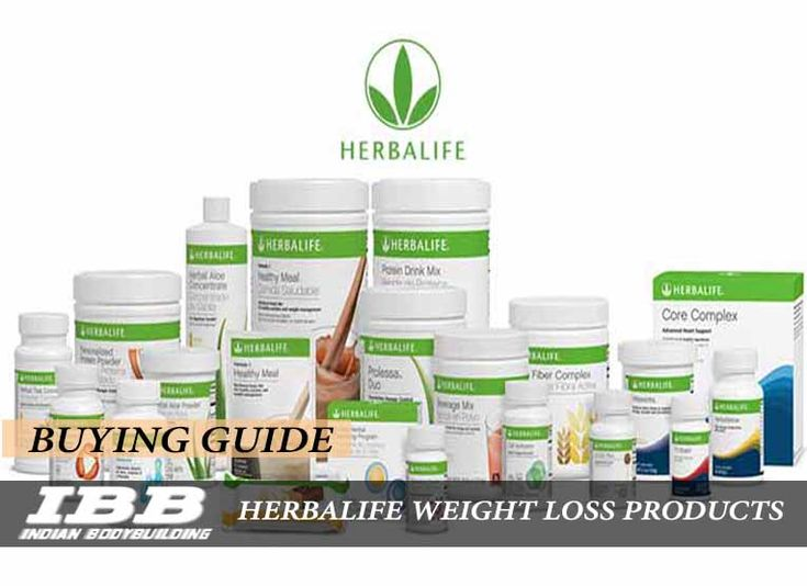 reviews of herbalife weight loss products in india