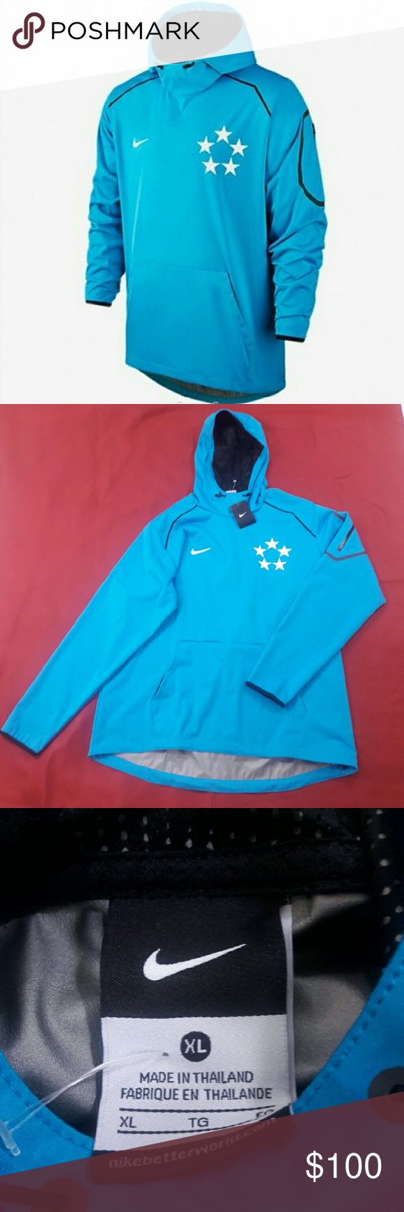 """Trend Mark Field General Fly Rush Hooded Pullover Excellent Condition! No flaws! Sz XL  Measurements: Shoulder to Shoulder 19.5"""", Armpit to Armpit 25.5"""", Length 30.5"""". Sleeve Length 28.5?.  Please, review pics. Contact me if you have questions. Smoke/Pet free home. Nike Shirts Sweatshirts & Hoodies"""