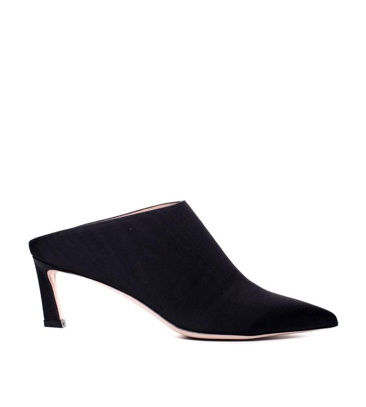 4th & Reckless CANDICE - Heeled mules - black
