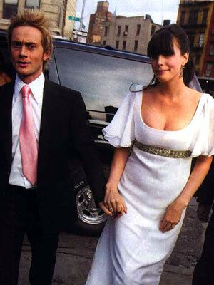 Royston Langdon and Liv Tyler m. March 25, 2003 in New York, NY