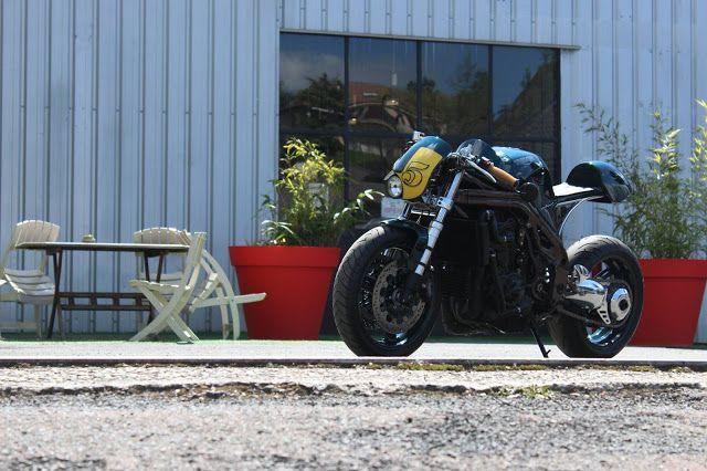 Café Racer Daytona ExtremeWorkshop - RocketGarage - Cafe Racer Magazine
