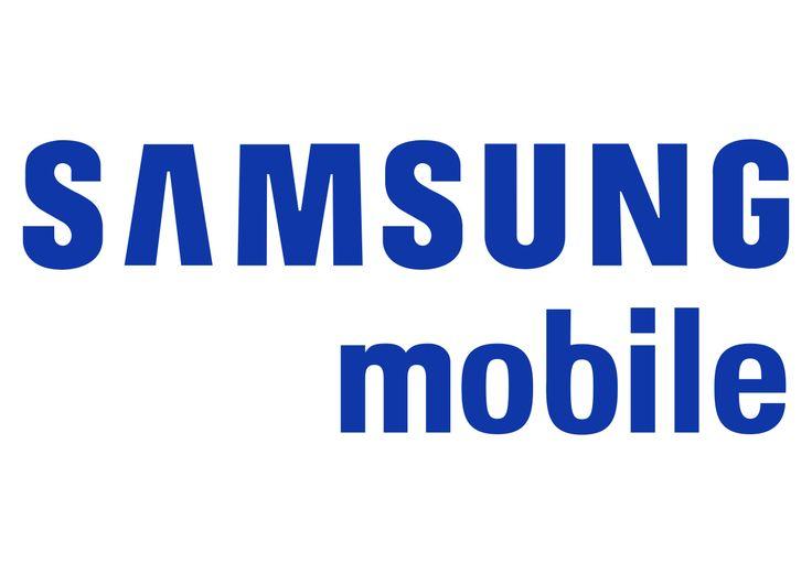 Free Logo Vector Download: Logo Samsung Mobile Vector