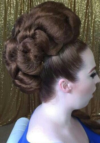 17 Best Images About Hair Up On Pinterest Bridal Updo Chignons And 1960s
