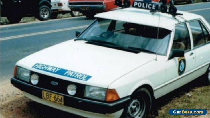 FORD FALCON GENUINE T CODE 5.8 351 POLICE INTERCEPTOR SURVIVOR SUIT GT ESP BUYER #ford #falcon #forsale #australia